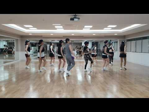 Knock Knock Line Dance (Beginner+ Level)