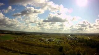 13.10.2011 (1) - komin w Kutnie (140 m)