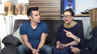 Adrián Uribe habla de la situación de Karla Souza