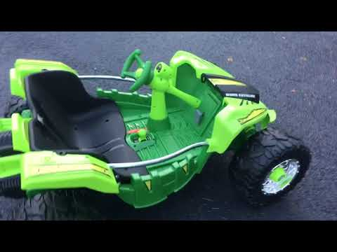 REVIEW:  Power Wheel Dune Extreme 12v