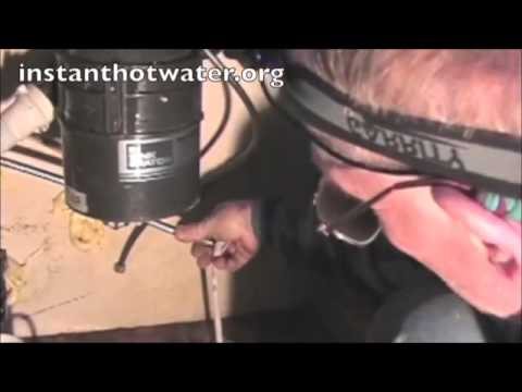 Disadvantages of instant hot water circulating pump