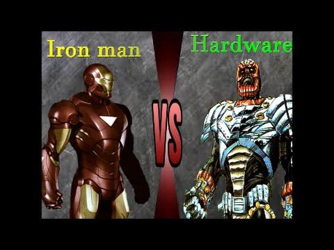 Vs: Ironman/Hardware