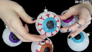 DIY | Glitter Halloween Eyeballs! Thumbnail