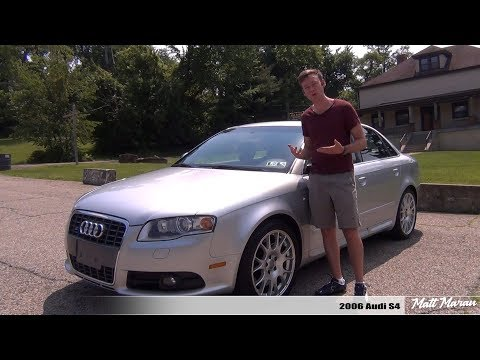 Review: 2006 Audi S4 (Manual) - A Rare Combo