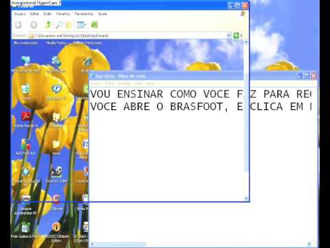 registro gratis do brasfoot 2009
