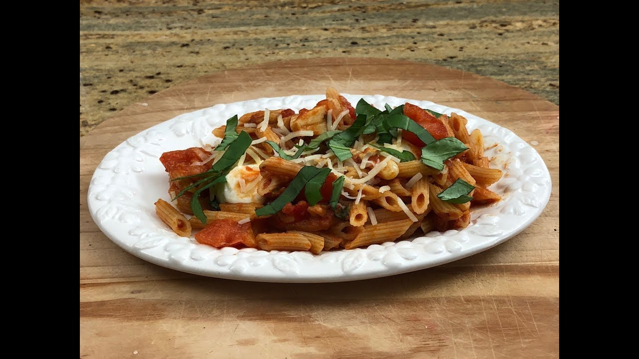 instant pot penne pasta recipe  youtube