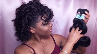 Aliexpress ROSS HAIR: Initial Review & Unboxing (BRAZILIAN BODY WAVE)