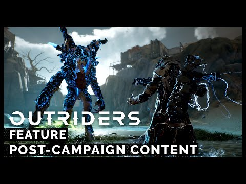 Outriders: Post-Campaign Content [ESRB]