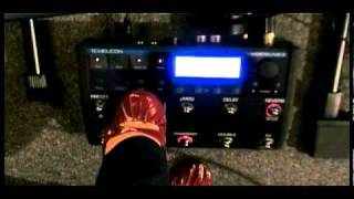 YouTube   TC Helicon VoiceLive 2 Pedal   Farm TV Reviews   themusicfarm com