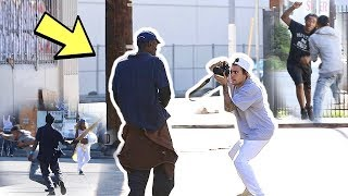 FAKE Paparazzi Prank! | BEST SOCIAL EXPERIMENT!