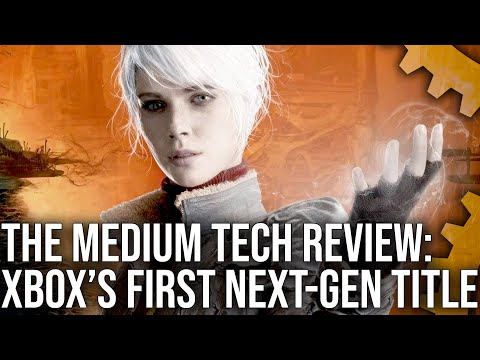The Medium Tech Review: A Closer Look At Xbox's First Next-Gen Exclusive