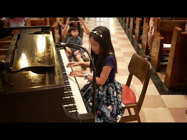 Katherine Spring Recital June 2019