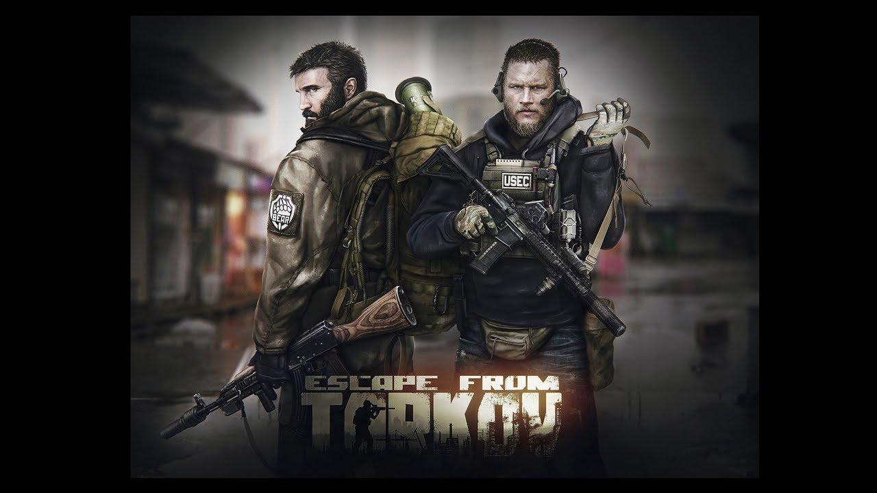 Escape From Tarkov Beta