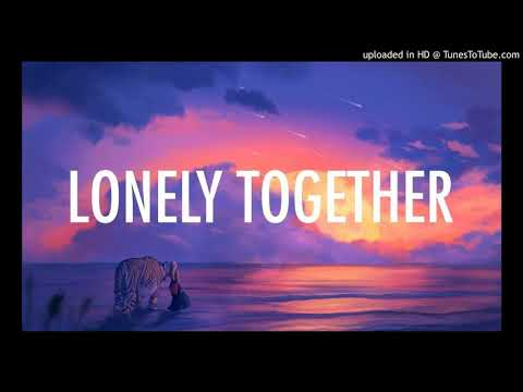 Avicii Feat Rita Ora - Lonely Together (Jaded Radio Edit)