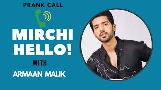 Armaan Malik prank calls A fan Tootey Khaab Mirchi Hello Filmy Mirchi