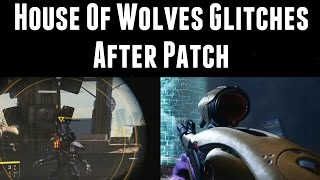 Destiny: New House Of Wolves Glitch on Earth and Venus! After Patch