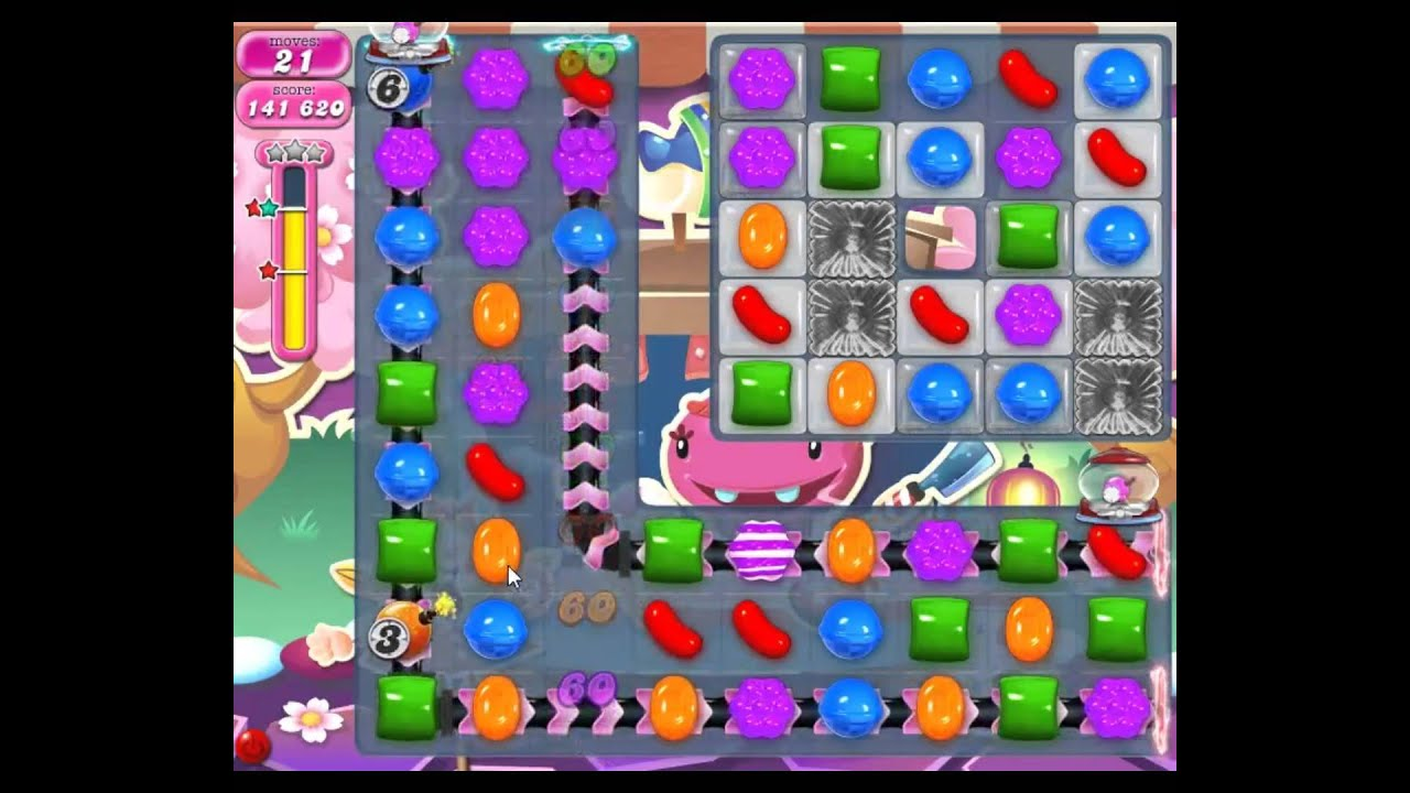 Candy Crush So
