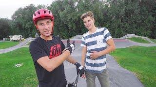 How To Barspin - MTB, Dirtbike (german) | Felix Welt