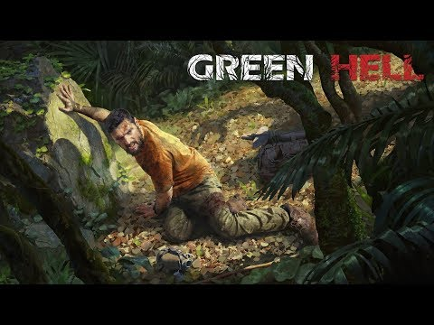 Green Hell - First Look & Tutorial - Amazon Rainforest Early Access Survival Game thumbnail