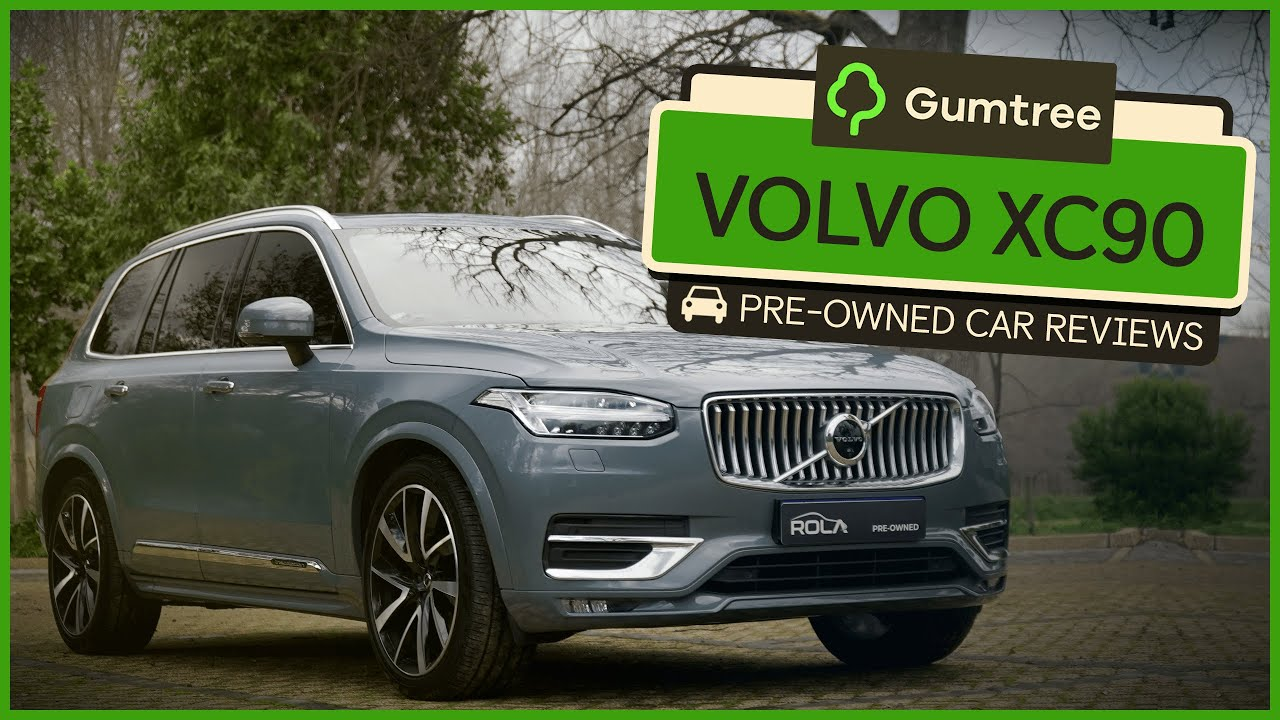 Gumtree Pre Owned Awards Car Reviews Volvo Xc90 Youtube