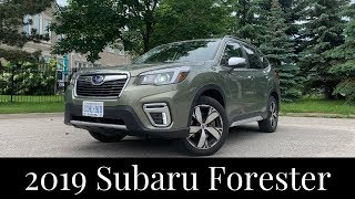 Quirks, Perks & Irks - 2019 Subaru Forester - Sensible, Smart, Safe