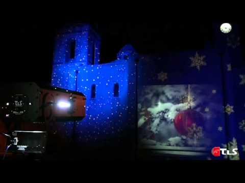 luci da esterno : AGE Film Scroller Natale - YouTube
