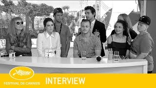 AMERICAN HONEY - Interview - VF - Cannes 2016