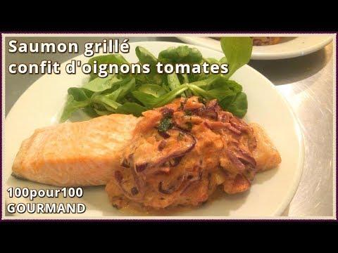 recette-de-saumon-grillé