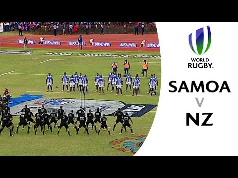 Samoa show immense strength v All Blacks (Match Highlights)