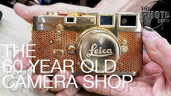 The 60 Year Old Camera Shop