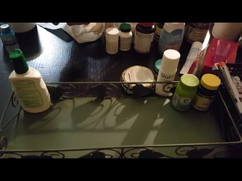 ASMR-going through vitamin bottles and the like-Silent-no speaking