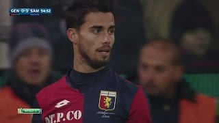 Suso vs Sampdoria (Home) [DEBUT] 05/01/2016