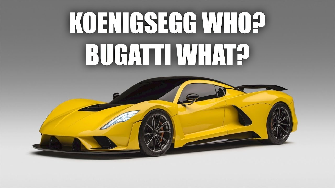 Can The Hennessey Venom F5 Hit 300 MPH?
