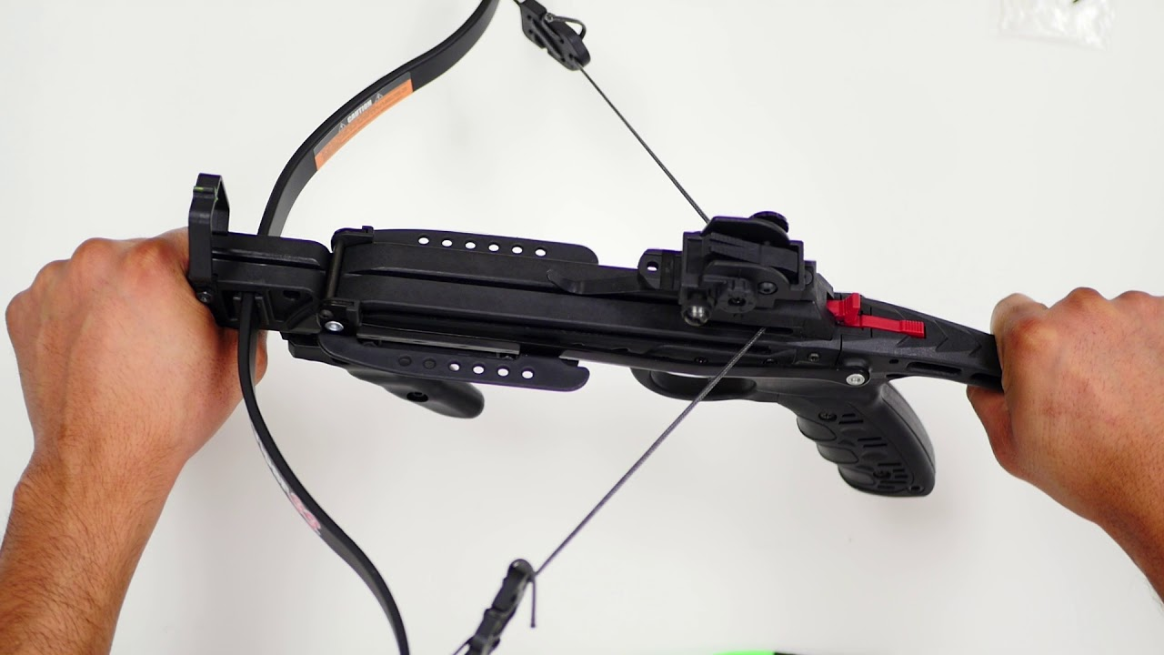 Artemis Crossbow Assembly