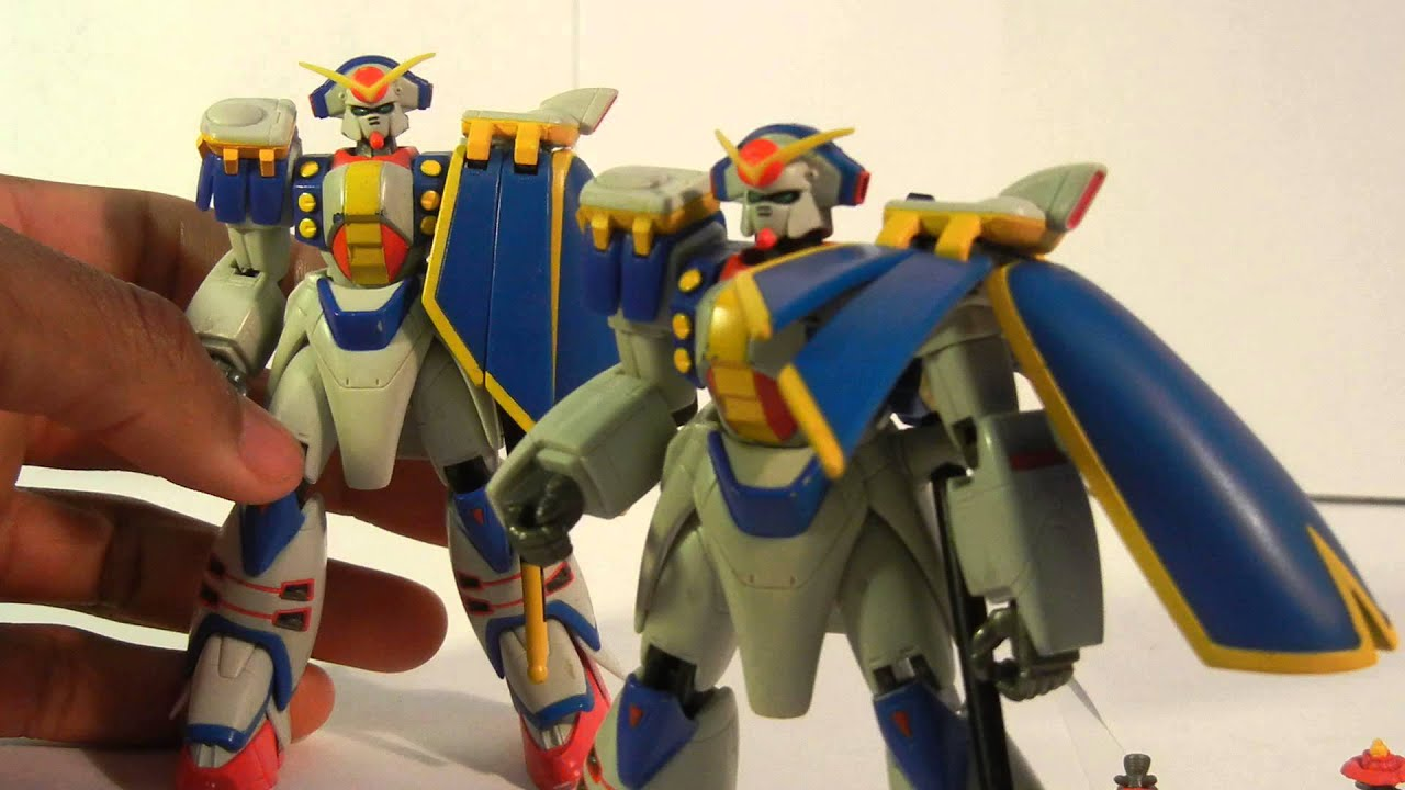 Msia Gundam Rose Figure Review Youtube