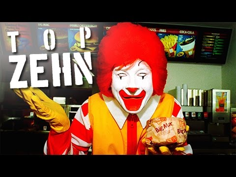10 Fast Food Mythen!