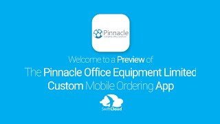 Pinnacle Office Equipment Limited - Mobile App Preview - PIN829W