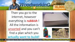 Table Plans Diy - Woodturning Projects
