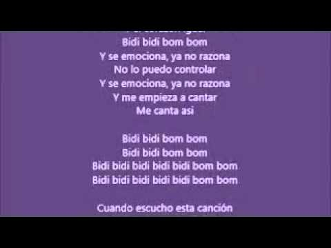Selena Gomez Bidi Bidi Bom Bom Lyrics Selena Gomez Bidi Bidi Bom Bom Lyrics Music Video Metrolyrics