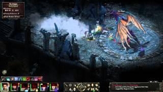 Pillars of Eternity: Sky Dragon Boss Fight