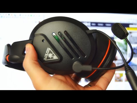 Turtle Beach Elite Pro Professional Surround Sound Gaming Headset Review