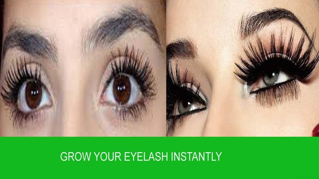 79909c4bdbf Grow your eyelashes & eyebrows in just 3 days | Eyelash and Eyebrow serum  Home made Formula