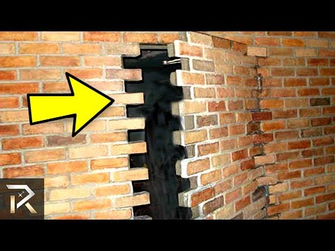 Thumbnail: SECRET Hidden Places People Found In Their Homes