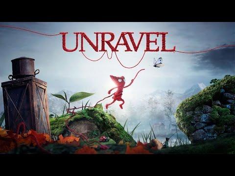 Unravel - Гениально и Красиво! (Обзор)
