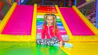 Детская Площадка и Развлекательный Центр для Детей - Tiki Taki Kids