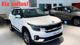 Kabiroscope | Kia Seltos - The feature packed car | COMPLETE WALKAROUND AND DETAILED REVIEW