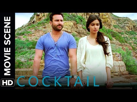 Diana wants to stay away from Saif | Cocktail | Movie Scene