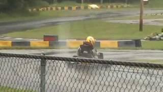 Kyle & Stefan Beck Practice Racing Rotax OVRP 6/20/09