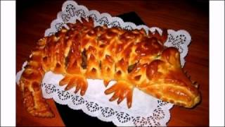 Пироги из Вологды
