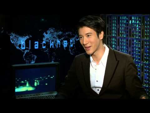 Blackhat: Wang LeeHom Exclusive Interview